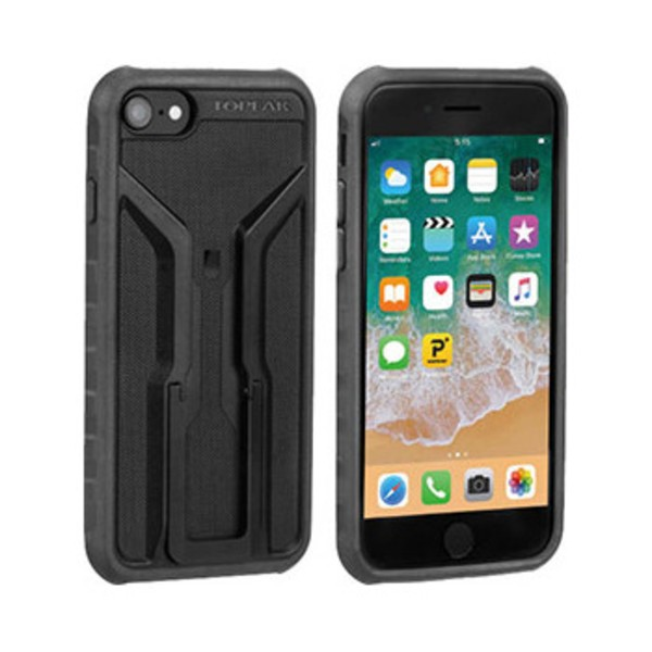 TOPEAK(トピーク) ライドケース (iPhone 8/7/6S/6用) セット BAG39600 スマートフォンホルダー
