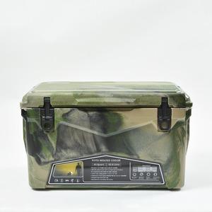 【送料無料】ICE AGE coolers(アイスエイジクーラー) 45QTクーラーボックス 42.6L アーミーカモ ILC045ACA