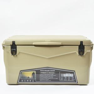 【送料無料】ICE AGE coolers(アイスエイジクーラー) 75QTクーラーボックス 70.9L タン ILC075TAN