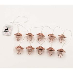 キャプテンスタッグ(CAPTAIN STAG) LEDデコレーションライト10灯 ランプ UK-4053 ミニライト&アクセサリーライト