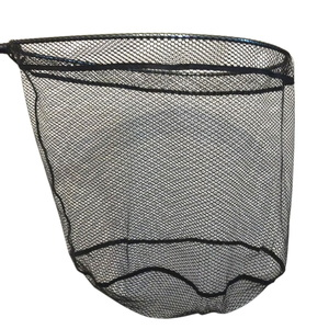 Buccaneer(バッカニア) 【水抵抗・フック絡み激減】網目の大きな軽量オーバル型アルミフレームラバーネット