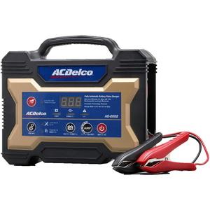 【送料無料】ACデルコ 全自動バッテリー充電器 12V専用 AD-2002