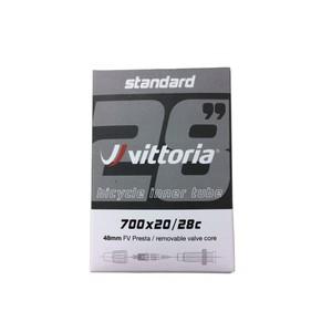vittoria(ヴィットリア) STANDARDチューブ 700x20-28C 仏式 48mm