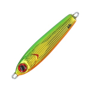 ダイワ(Daiwa) 紅牙ベイメタル真鯛 80g 3Dグリーンゴールドオレンジベリー 07450803