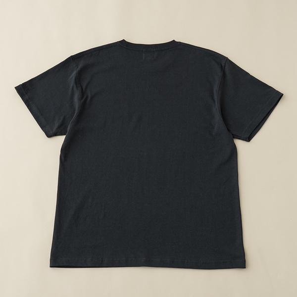 ユニフレーム(UNIFLAME) 【ユニフレーム×ナチュラム】7.1オンス へヴィーウェイトTシャツ URNT-2 メンズ半袖Tシャツ