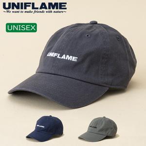 ユニフレーム(UNIFLAME) 【ユニフレーム×ナチュラム】ツイルキャップ URNC-2