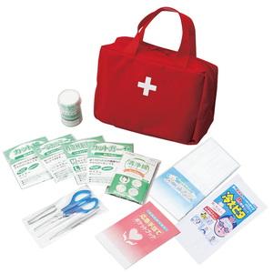 ナカガワ 救急バッグセット14点 KB-14 救急箱・救急用品