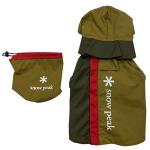スノーピーク(snow peak) SP Dog Rain Guard DS-20AU00304ADM