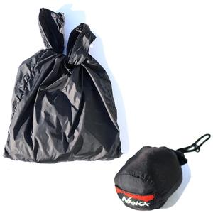 ナンガ(NANGA) POCKETABLE ECO BAG(ポケッタブル エコバッグ)