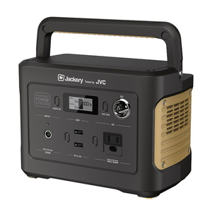 JVC Powered by Jackery BN-RB3-C