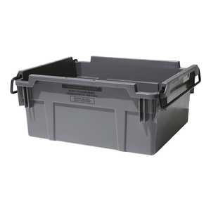 AS2OV(アッソブ) STACKING CONTAINER-GY (HB-42) 272100-15
