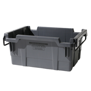 AS2OV(アッソブ) STACKING CONTAINER-GY (HB-25) 272101-15