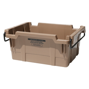 AS2OV(アッソブ) STACKING CONTAINER-BR (HB-25) 272101-22