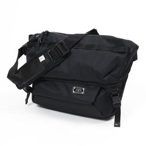 AS2OV(アッソブ) CORDURA DOBBY 305D/MESSENGER BAG-BK 061419-10