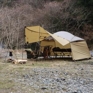 ダックノット(DUCKNOT) ハンティング ドーム テント 2P 720300