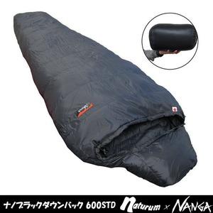 ナンガ(NANGA) ナノブラックダウンバック 600STD【別注モデル】