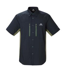 【送料無料】マウンテンイクイップメント(Mountain Equipment) Equilibrium Shirt L アンスラサイト(ジッパーグリーン) 421816