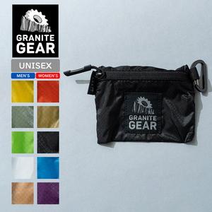 GRANITE GEAR(グラナイトギア) トレイルワレット M ブラック 2210900069