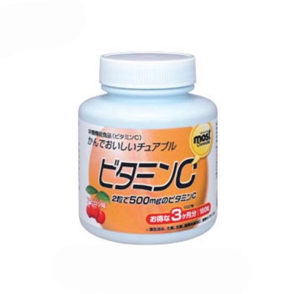 オリヒロ MOSTチュアブル ビタミンC ビタミンC