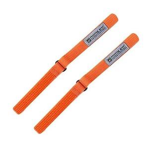 アシックス(asics) リフレクティブストラップII フリー 20(オレンジ) XTG105