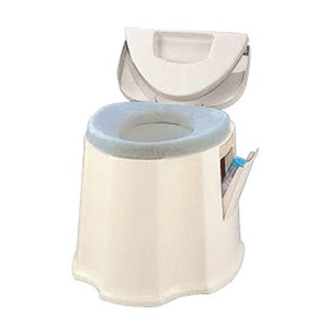 アロン化成 ポータブルトイレ GX【代引不可】 533-093 ポータブルトイレ