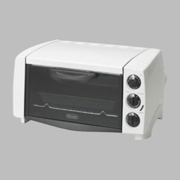 DeLonghi(デロンギ) オーブン ピザ&トースト EO1202J-W 鍋・調理器具
