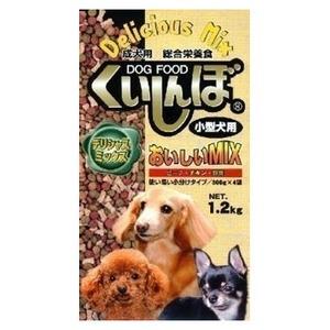 【クリックで詳細表示】ペットプロジャパンくいしんぼおいしいミックス小型犬用 1.2Kg