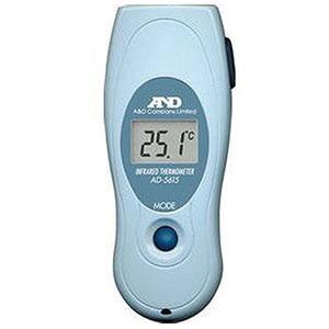 【クリックで詳細表示】A&D(エー・アンド・ディ)AD-5615 赤外線放射温度計