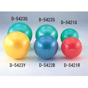 ダンノ(DANNO) ギムニクカラーボールPLUS 直径55cm・グリーン D-5421G