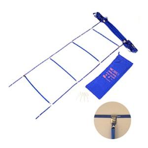 ダンノ(DANNO) トレーニングラダーDX 巾0.5×長さ8m D-348