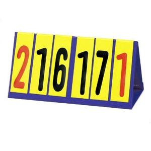 トーエイライト B-6305 卓球ハンディー得点板 幅43×奥行20×高さ22cm B-6305