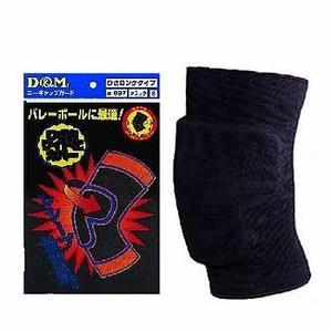 D & M (デイエム商会) ニーキャップガード 897 L・ブラック
