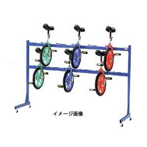 【送料無料】ダンノ(DANNO) D3159 一輪車ラック