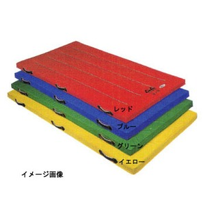 ダンノ(DANNO) D4638G カラー体操マット(DKすべり止め) 24kg グリーン