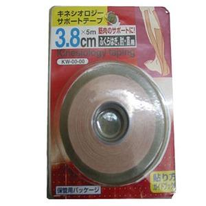 鉄人倶楽部 キネシオロジテープ 38mm1p KW-151