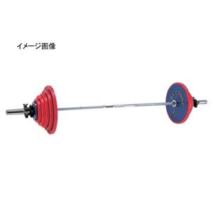 【クリックで詳細表示】ダンノ(DANNO)A220バーベル(ベアリング回転式)120kgセット