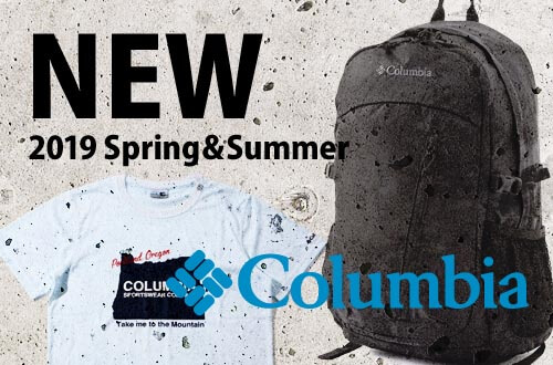 NEW 2019 Spring&Summer columbia