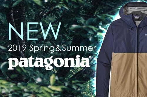 NEW 2019 Spring&Summer patagonia