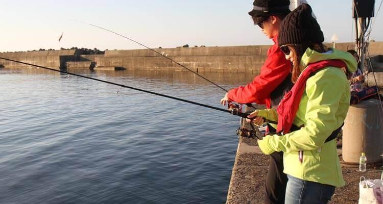 釣り用品を探す
