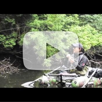 淡水湖を楽しむイメージ映像