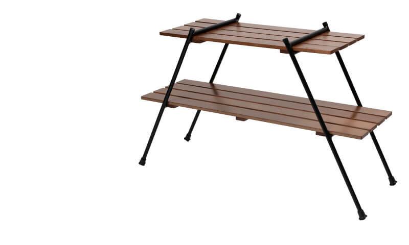 アイアンウッドラック Iron Wood Rack