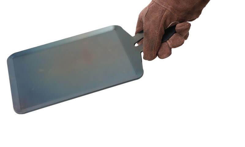 焚き火鉄板 Iron Plate