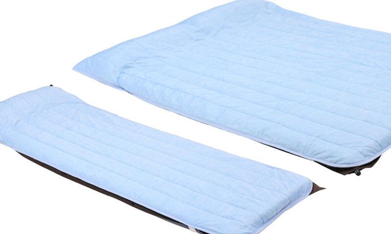 インフレーターマット用 冷感敷きパッド Cool Touch Fabric for Inflatable Mat