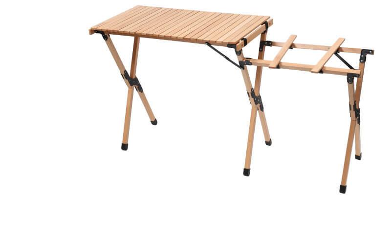 ハイランダー ウッドキッチンテーブル Wood Kitchen Table
