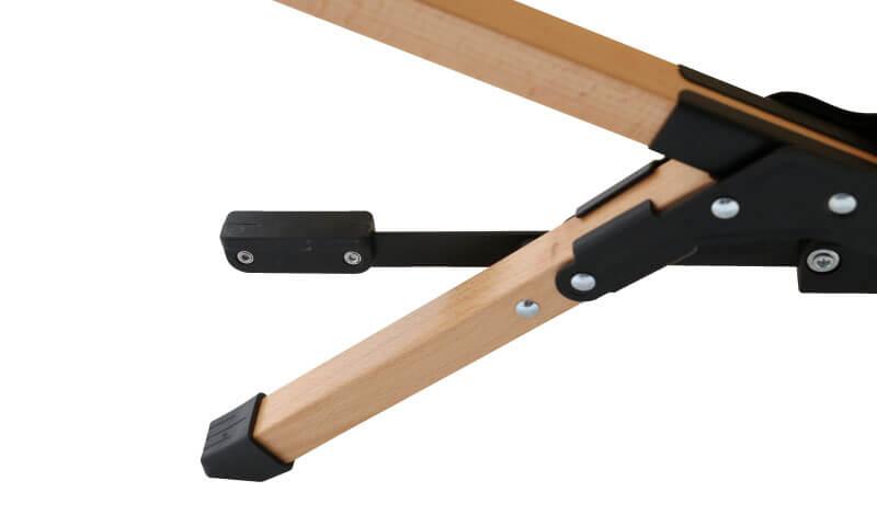 レバー式GIコット(ウッド) Wood Cot with lever