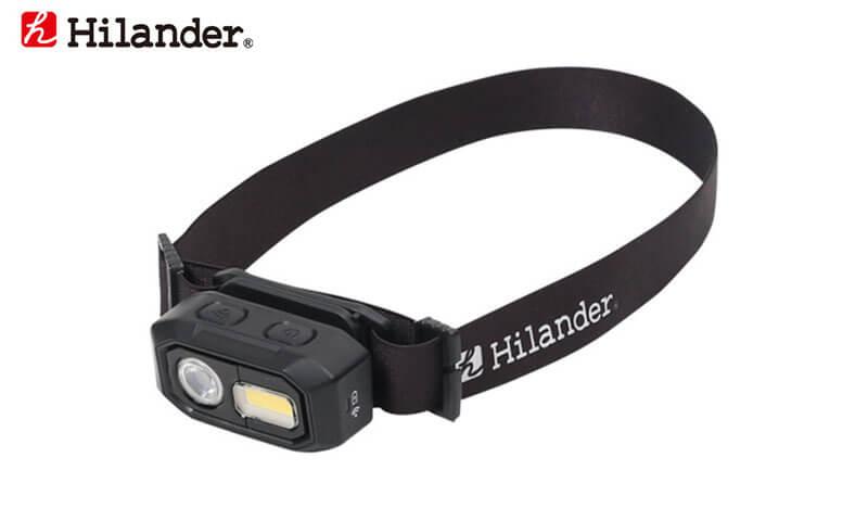 Hilanderのヘッドライト