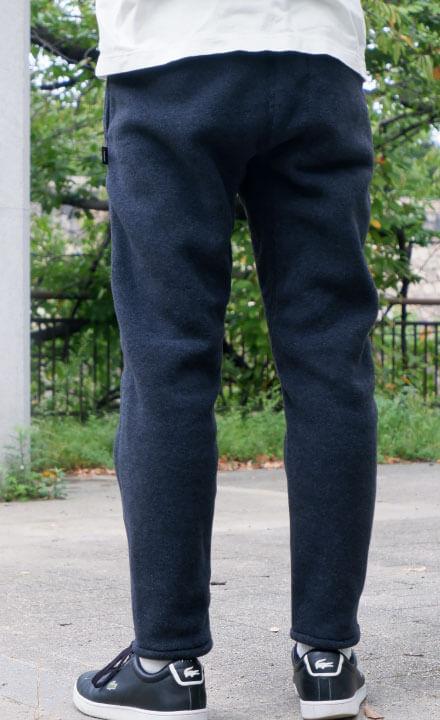 スタッフ着用イメージ・使用感(184cm / 72kg / 普段L-XL / 標準体型)