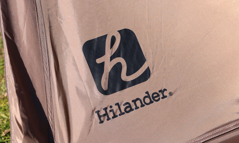 ハイランダー A型フレーム グランピアン