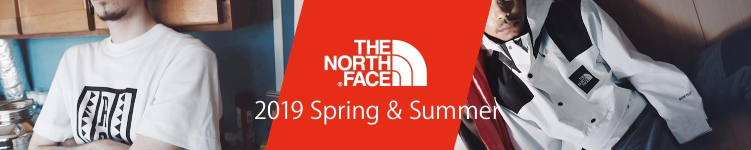 THE NORTH FACE 2019 Spring & Summer