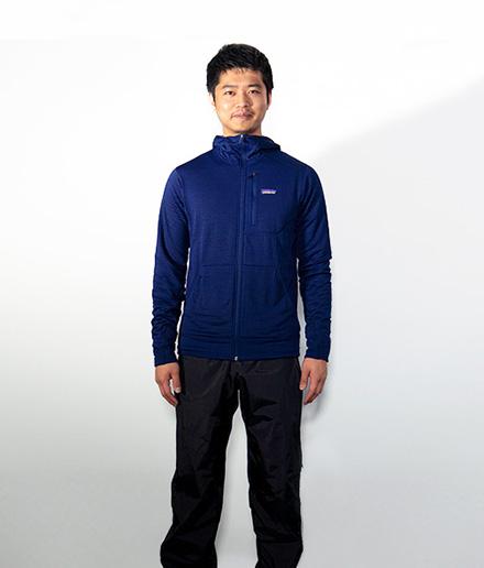 パタゴニア(patagonia) M's R1 Full-Zip Hoody(R1フルジップ フーディ) 40090 メンズセーター&トレーナー